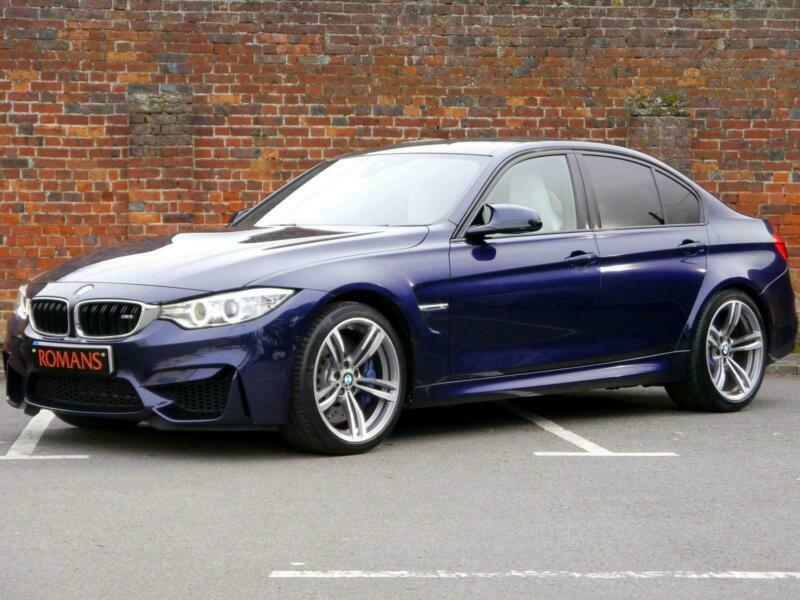 2017 Bmw M3 3 0 M Dct Auto Individual Paint And Leather Hud 360 Cams In St Albans Hertfordshire Gumtree