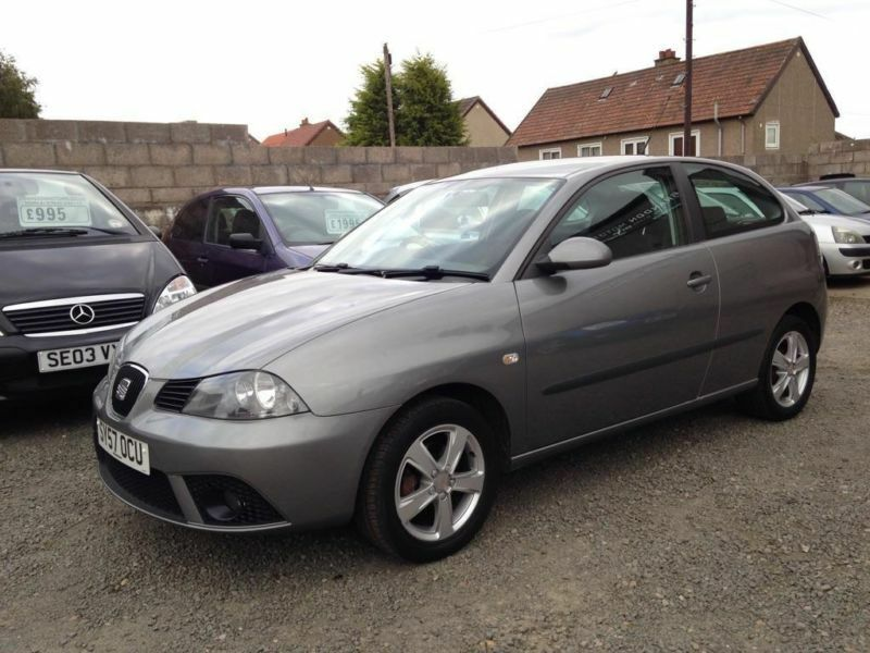2007 seat ibiza 1 2 12v reference sport 3dr in lochgelly fife gumtree. Black Bedroom Furniture Sets. Home Design Ideas