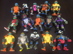 31 TEENAGE MUTANT NINJA TURTLES TMNT, VEHICLES