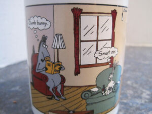 NEW 1998 Almost Vintage The Far Side Coffee Mug
