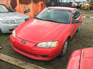 1999 Toyota Paseo Coupe (2 door) ONLY 200000k $1800.00