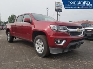 2018 Chevrolet Colorado LT  - $218.17 B/W