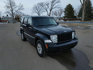 2009 Jeep Liberty Sport 4x4  only $5800