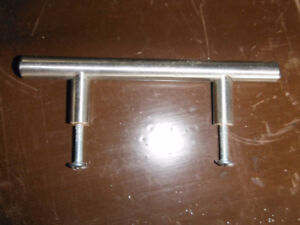 STAINLESS CABINET HANDLES