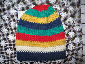 hand knitted hats Toque