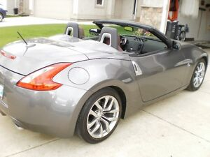 Nissan 370Z Touring Sport Convertible (Roadster)
