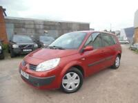 RENAULT GRAND SCENIC EXPRESSION 1.9dCi 7 SEATER 12 MONTHS MOT