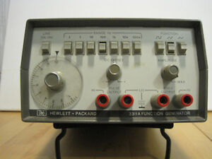 Hewlet Packard 3311A Function Generator