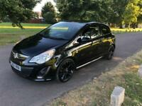 Vauxhall Corsa 1.2 Limited Edition 2012 1 OWNER FULL SERVICE HISTORY