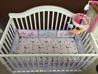 Baby Crib with Mattress and more