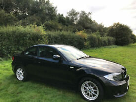 2011 BMW 1 SERIES COUPE 120D 2.0TD