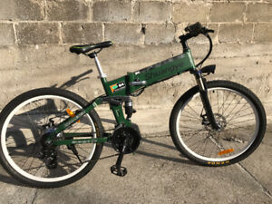 Selling Brand New In Box Foldable Electric Ebike