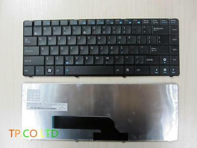 New For Asus K40ab K40an K40e K40ij K40in K40 X8ain X8ac X8ae Laptop Keyboard Us
