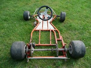 Looking for a go cart