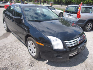 2008 Ford Fusion 88,000 km 2 sets of tires 3 years warranty