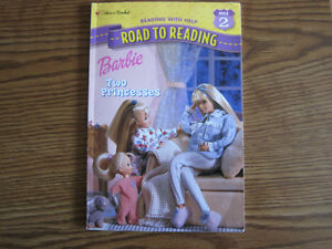 "3 ""learning to read"" books for girls Kitchener / Waterloo Kitchener Area image 1"