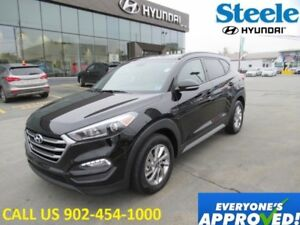 2018 HYUNDAI TUCSON SE Sunroof Leather Backup Camera Buyback Sup