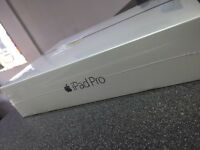 Brand new iPad Pro 32gb wifi and cellular
