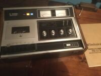 Technics RS-271US tape deck A1 Condition
