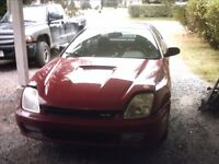 1997 Honda Prelude Coupe (2 door)