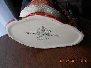 Royal Doulton large character jug. Yeoman of the Guard Cornwall Ontario image 3