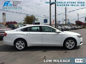 2014 Chevrolet Impala LS   ONE OWNER,POWER SEAT,PARK ASSIST,BLUE