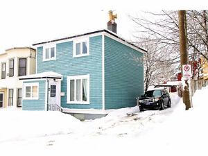 Single Family Home Available in Downtown St. John's
