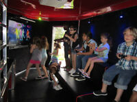 BIRTHDAY PARTIES IN A MOBILE VIDEO GAME TRAILER