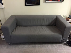 IKEA couch for sale, non-smoking home