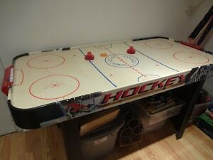 "Air Hockey Table L60"" x W 30"" x H 32"""