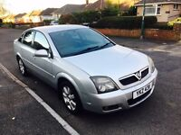 VAUXHALL VECTRA CDTI BREEZE 1.9 DIESEL 2005 LOW INSURANCE AND TAX VERY GOOD MPG £895 ONO