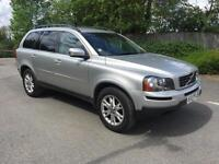 Volvo XC90 2.4 AWD Geartronic 2008 Diesel 1 Owner From New+Leather Seats