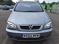 2004 Vauxhall Zafira 2.0 DTi 16v Elegance 5dr