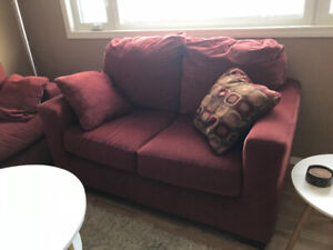 Couch and Loveseat in great condition