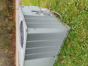 Outdoor Gas Furnace