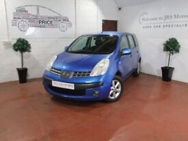 NISSAN NOTE SALE STOCK CLEARANCE