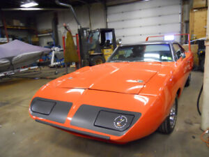 1970 PLYMOUTH SUPERBIRD 440 6 PACK AUTOMATIC