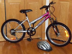 Bicyclette Vélo supercycle impulse 20 pouces