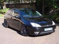 EXCELLENT VALUE!! 2004 FORD FOCUS 2.0 ST, 6 SPEED, FULL LEATHER SPORT SEATS