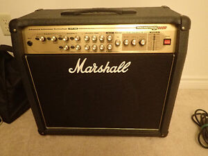 Marshall AVT100 100W 1x12 3-Channel Combo Amp with DFX Cambridge Kitchener Area image 1