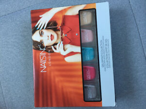 Nails Inc. London Gel Effect Collection Nail Colors
