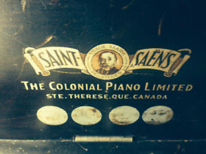 Antique Canadian-Made Piano MUST SELL