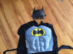 Costume Halloween - Batman -  enfant