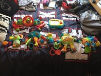 Lamaze Toys and Others