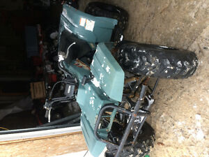 Parting out 94 Yamaha big bear 350