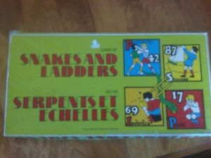Classic Snakes and Ladders