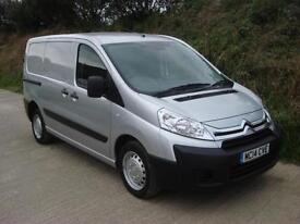 2014 14 Citroen Dispatch 1.6HDi 90 L1H1 1000 SWB Van 40,000 Miles