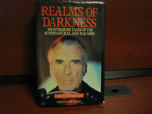REALMS OF DARKNESS: NIGHTMARISH TALES OF THE SUPERNATURAL