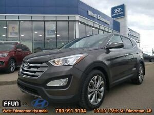 2013 Hyundai Santa Fe 2.0T SE  AWD leather seats panoramic sunro