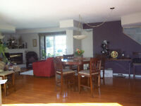 Ideally situated lakefront 2 BR walk-out condo